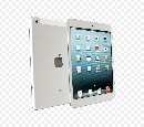 Apple iPad mini 2 32Gb (A1490), Wi-Fi + Cellular, Silver&White