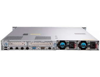 HP ProLiant DL380 G8  2 х Xeon E5-2630