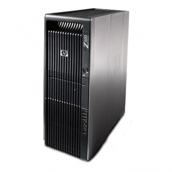 HP Z600, Xeon E5630, 8Gb, HDD 500Gb, ATI V5800 1Gb