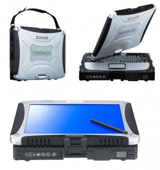 "Panasonic Toughbook CF-19 MK4, i5, 4Gb, HDD 320Gb, 10"" XGA Touchscreen"