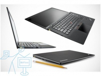 "Lenovo ThinkPad X1 Carbon G4, i7, 8Gb, SSD 256Gb,  14"" 1920*1080 IPS"