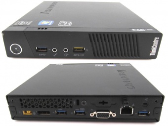 LENOVO ThinkCentre M93p Tiny, (Intel® Core™ i3-4130)